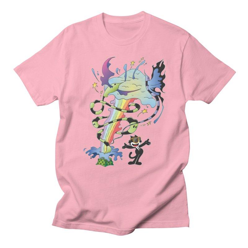 Little Green Bag Men's T-shirt by punchofpaint's Artist Shop
