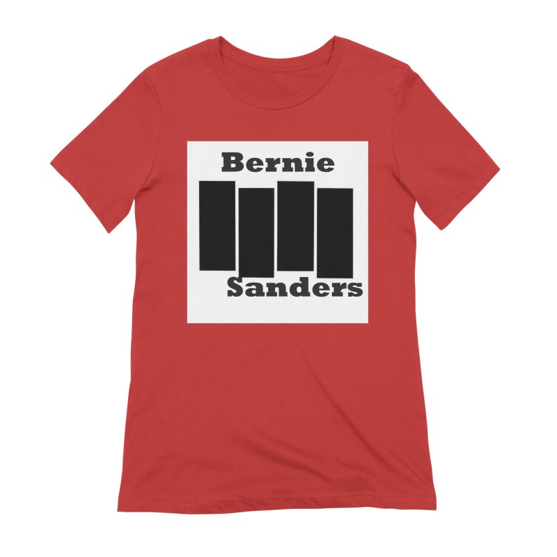 Bern Flag Women's Extra Soft T-Shirt by punkrockandufos's Artist Shop