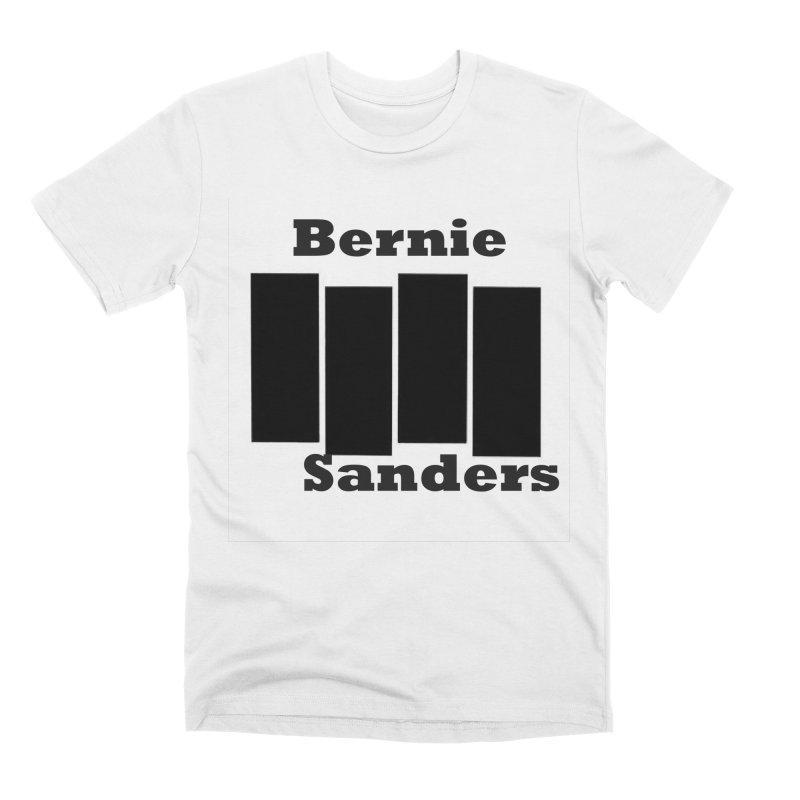 Bern Flag Men's Premium T-Shirt by punkrockandufos's Artist Shop