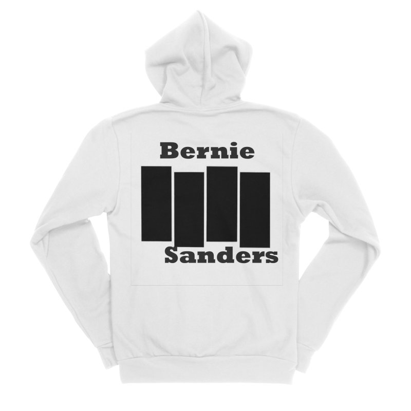 Bern Flag Men's Sponge Fleece Zip-Up Hoody by punkrockandufos's Artist Shop