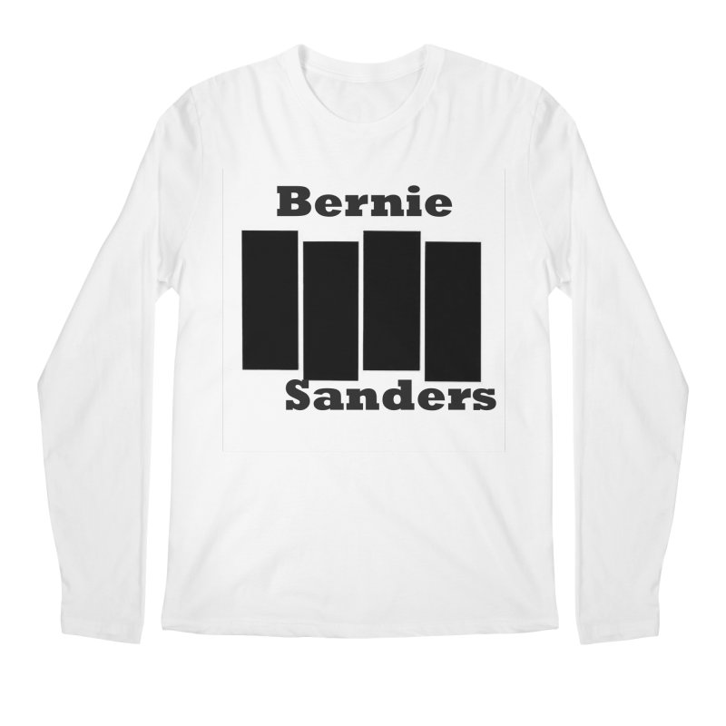 Bern Flag Men's Regular Longsleeve T-Shirt by punkrockandufos's Artist Shop