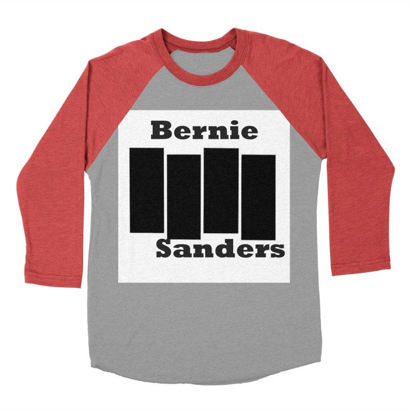 Bern Flag Women's Baseball Triblend Longsleeve T-Shirt by punkrockandufos's Artist Shop