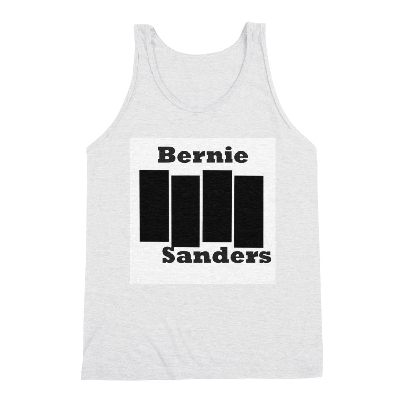Bern Flag Men's Triblend Tank by punkrockandufos's Artist Shop