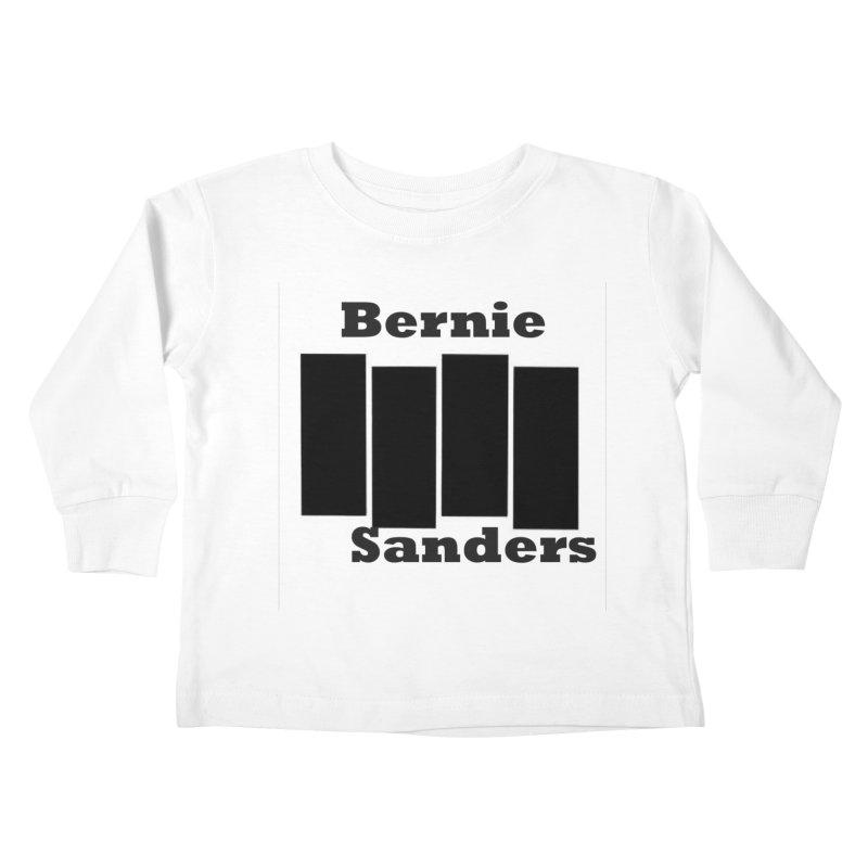 Bern Flag Kids Toddler Longsleeve T-Shirt by punkrockandufos's Artist Shop