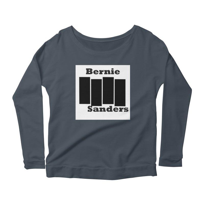 Bern Flag Women's Scoop Neck Longsleeve T-Shirt by punkrockandufos's Artist Shop