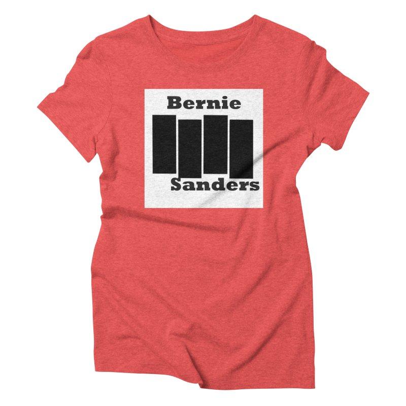 Bern Flag Women's Triblend T-Shirt by punkrockandufos's Artist Shop