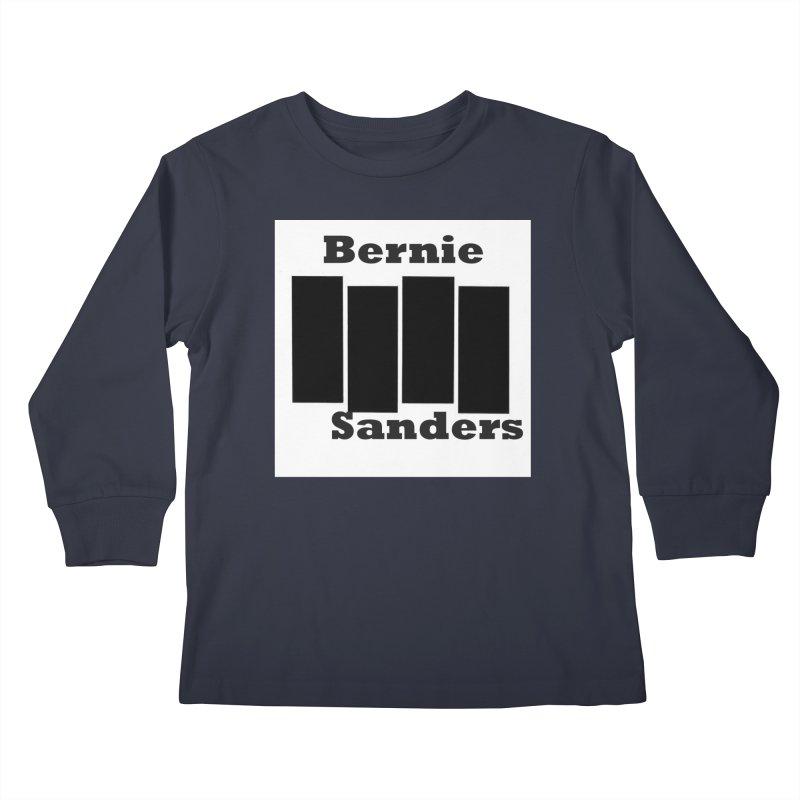 Bern Flag Kids Longsleeve T-Shirt by punkrockandufos's Artist Shop