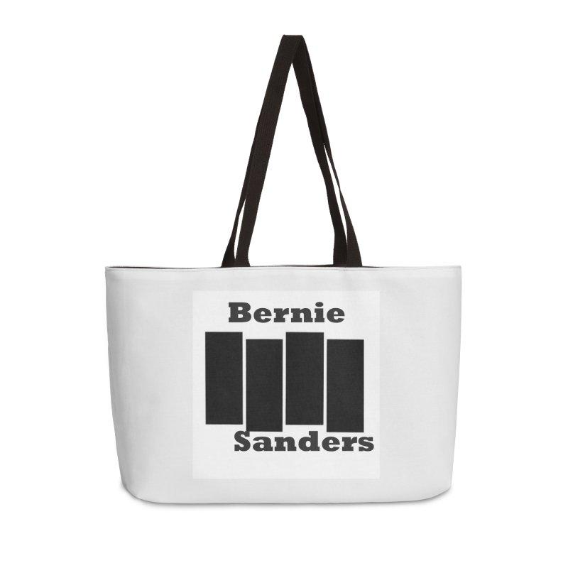 Bern Flag Accessories Weekender Bag Bag by punkrockandufos's Artist Shop