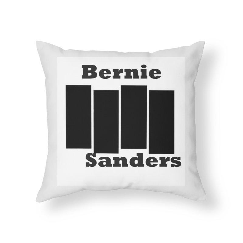 Bern Flag Home Throw Pillow by punkrockandufos's Artist Shop