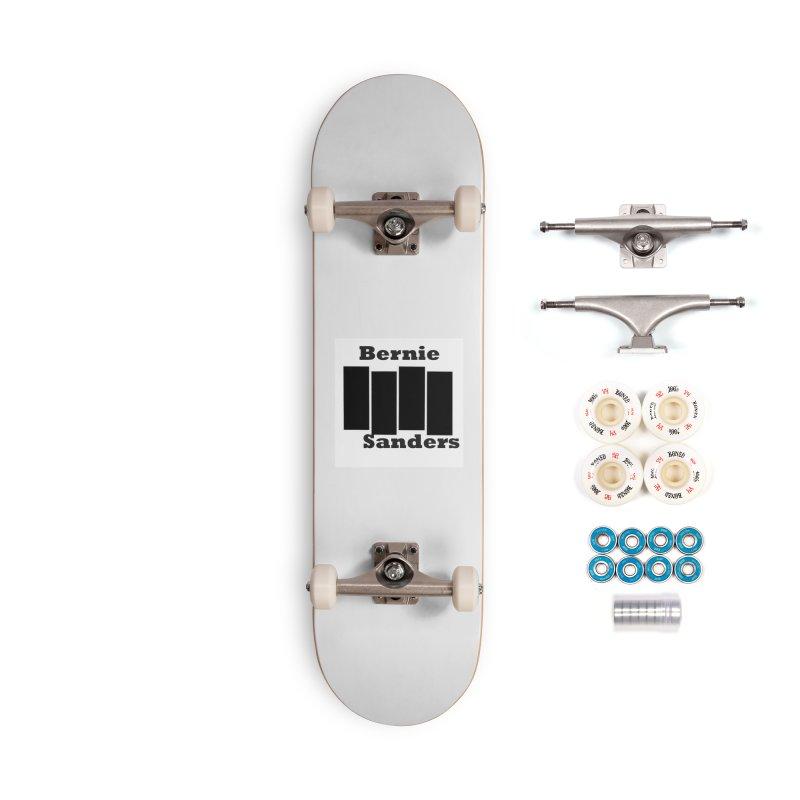 Bern Flag Accessories Complete - Premium Skateboard by punkrockandufos's Artist Shop