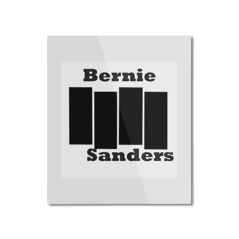 Bern Flag Home Mounted Aluminum Print by punkrockandufos's Artist Shop