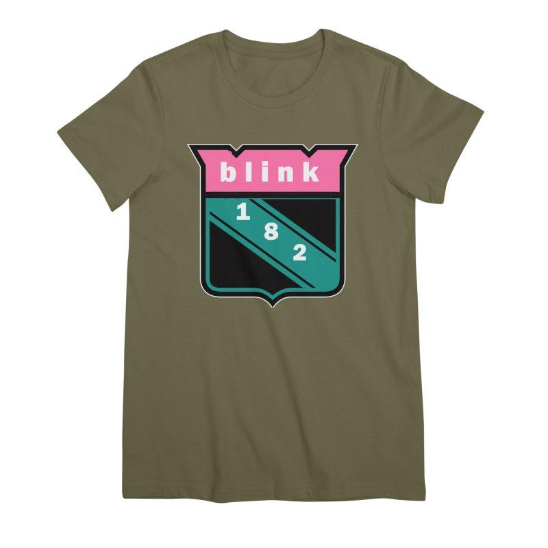 blinknyr Women's Premium T-Shirt by punkrockandufos's Artist Shop
