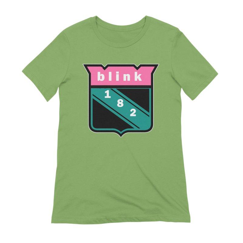 blinknyr Women's Extra Soft T-Shirt by punkrockandufos's Artist Shop