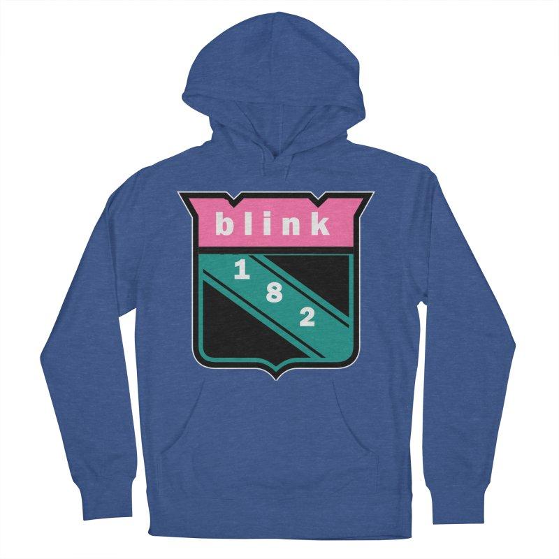 blinknyr Men's French Terry Pullover Hoody by punkrockandufos's Artist Shop
