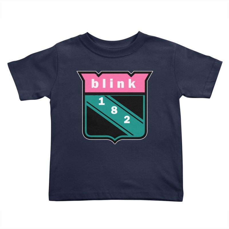 blinknyr Kids Toddler T-Shirt by punkrockandufos's Artist Shop