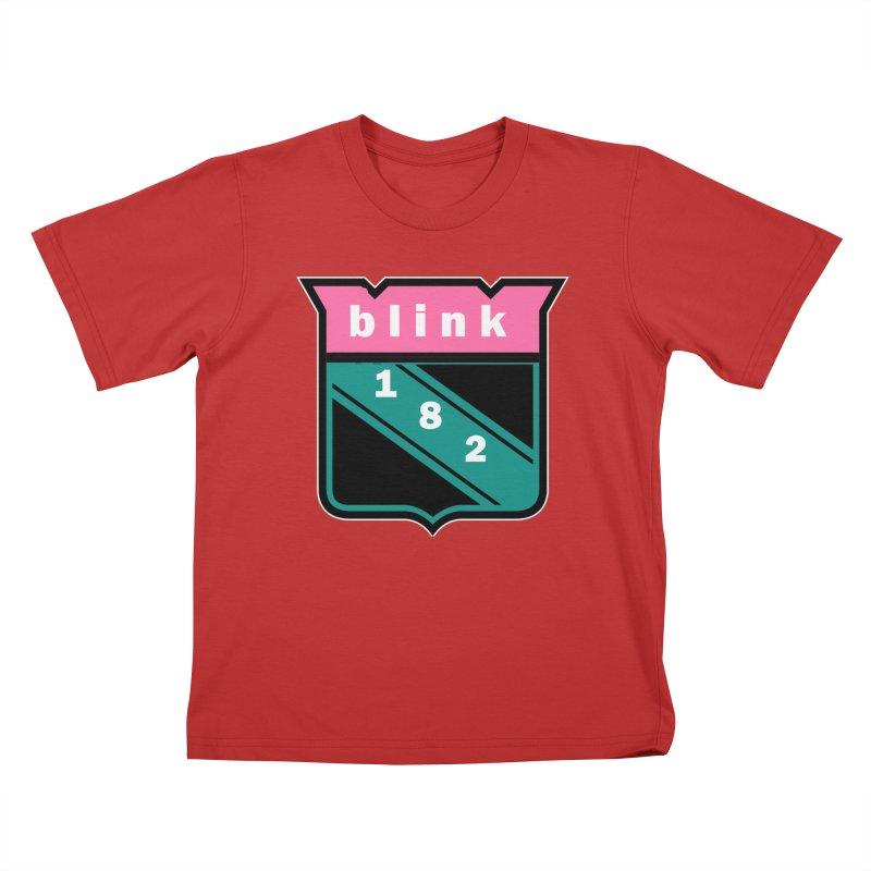 blinknyr Kids T-Shirt by punkrockandufos's Artist Shop