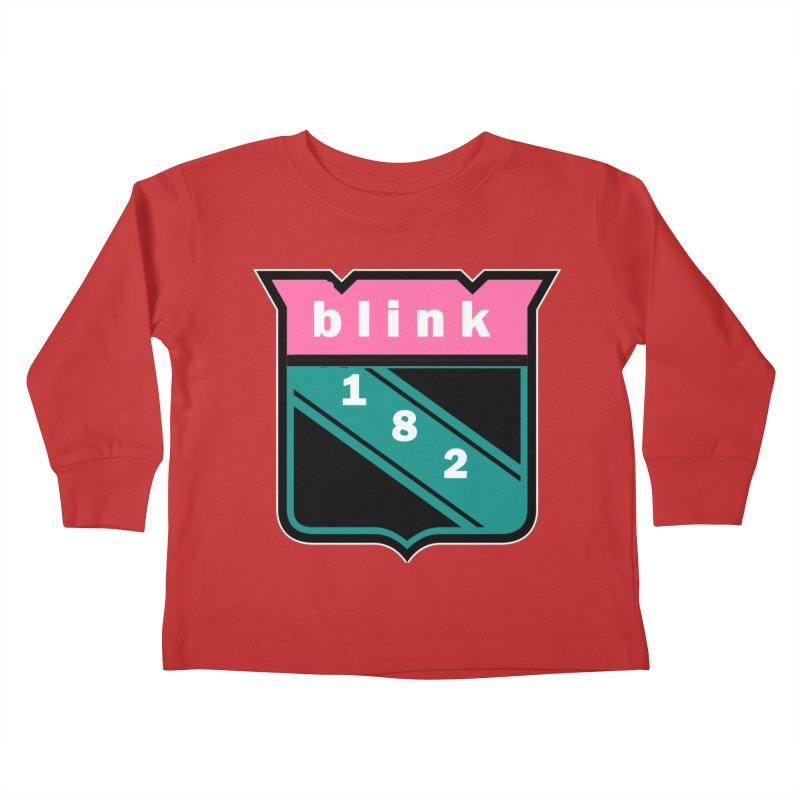 blinknyr Kids Toddler Longsleeve T-Shirt by punkrockandufos's Artist Shop
