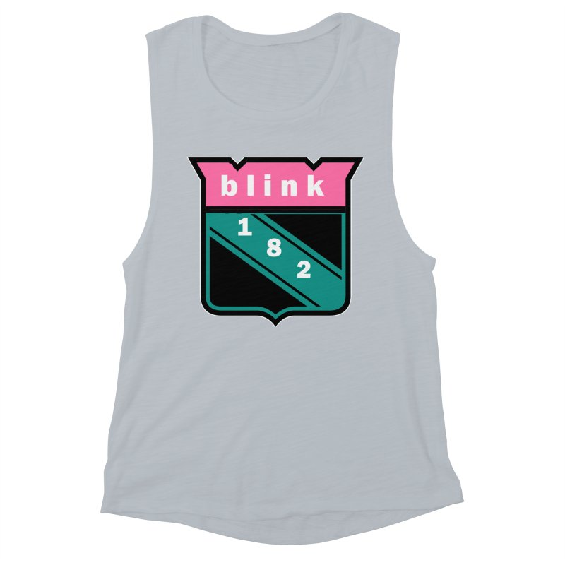 blinknyr Women's Muscle Tank by punkrockandufos's Artist Shop