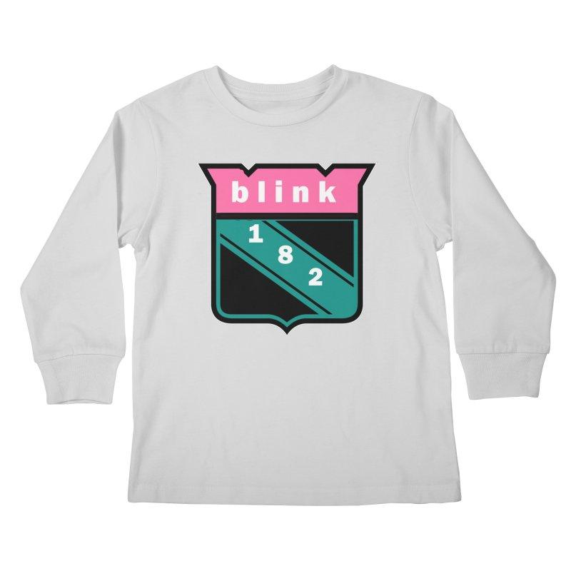blinknyr Kids Longsleeve T-Shirt by punkrockandufos's Artist Shop