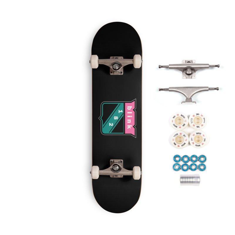 blinknyr Accessories Complete - Premium Skateboard by punkrockandufos's Artist Shop