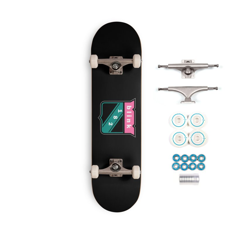 blinknyr Accessories Complete - Basic Skateboard by punkrockandufos's Artist Shop