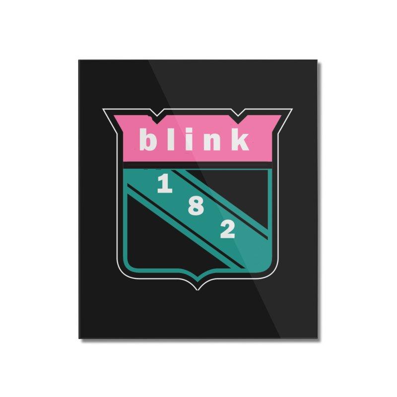 blinknyr Home Mounted Acrylic Print by punkrockandufos's Artist Shop