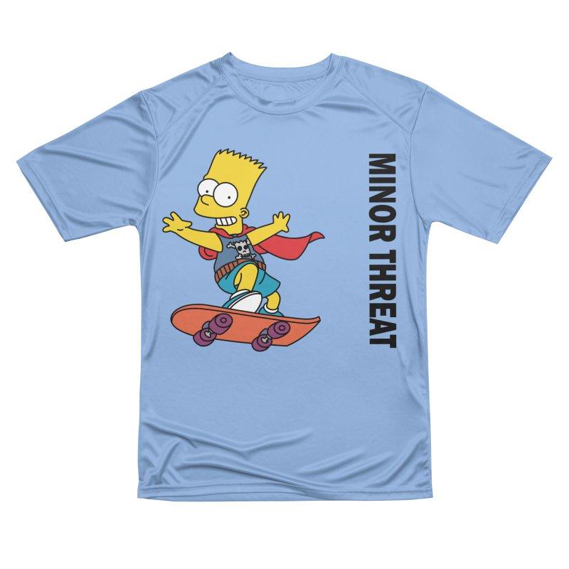 MinorThreatBart Women's T-Shirt by punkrockandufos's Artist Shop