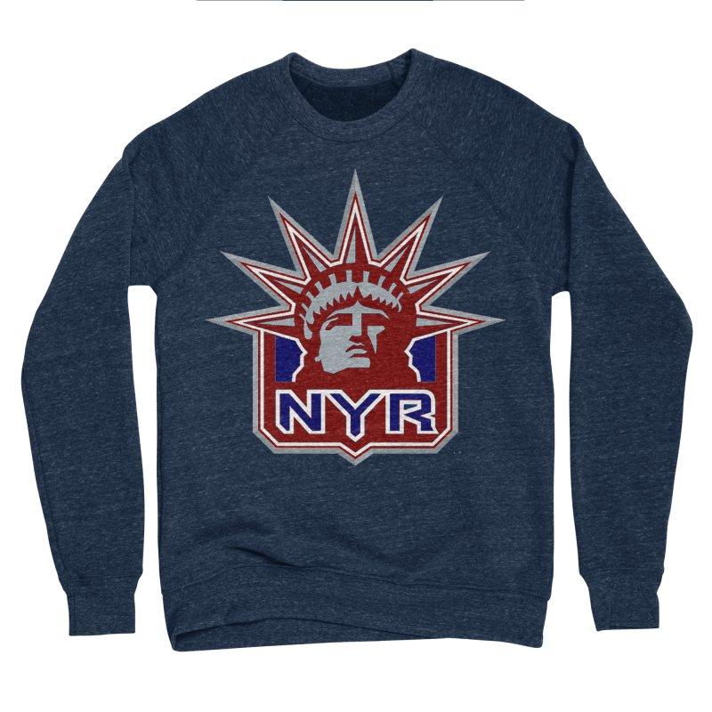 NYRetro Women's Sponge Fleece Sweatshirt by punkrockandufos's Artist Shop