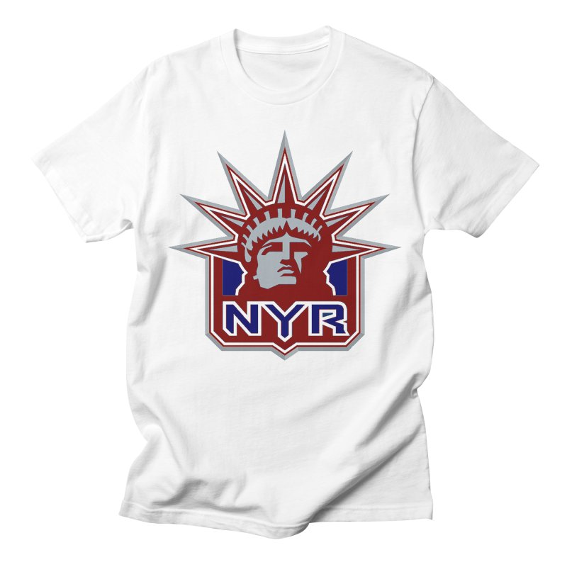 NYRetro Men's Regular T-Shirt by punkrockandufos's Artist Shop