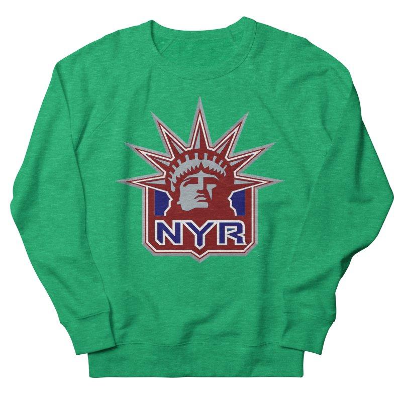 NYRetro Women's Sweatshirt by punkrockandufos's Artist Shop