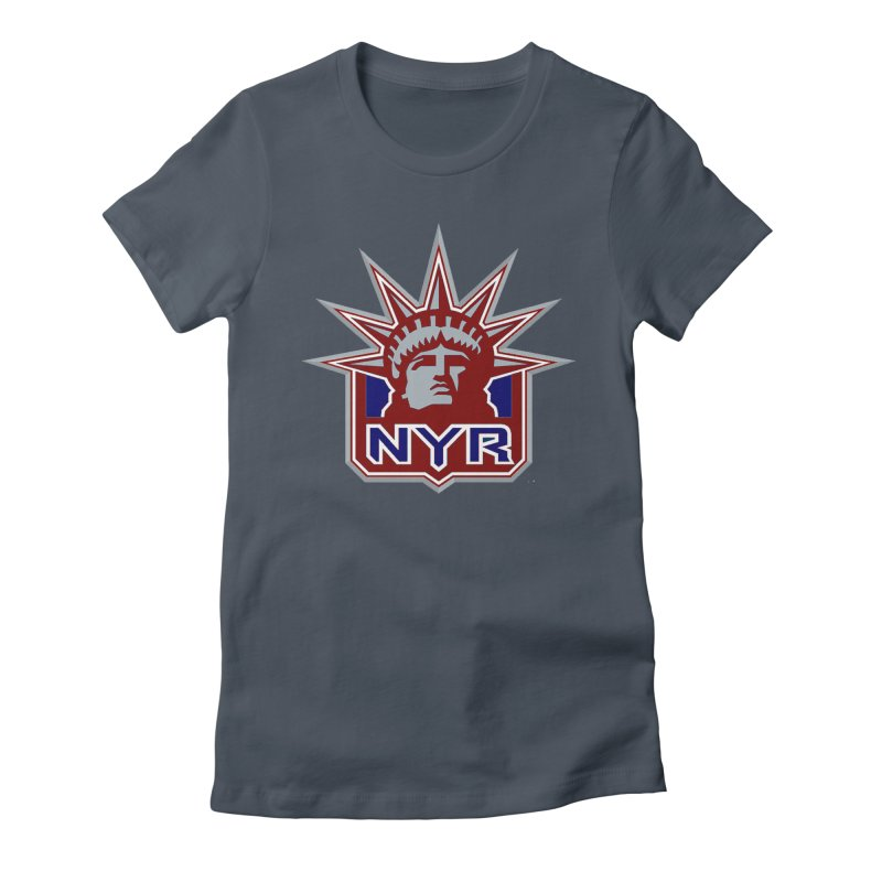NYRetro Women's T-Shirt by punkrockandufos's Artist Shop