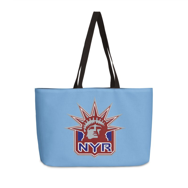 NYRetro Accessories Bag by punkrockandufos's Artist Shop