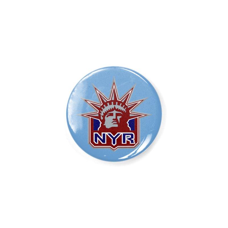 NYRetro Accessories Button by punkrockandufos's Artist Shop