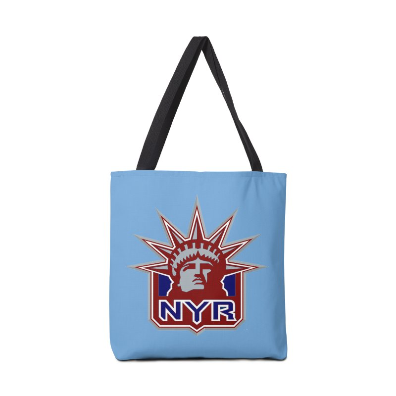 NYRetro Accessories Bag by punkrockandufos's Artist Shop