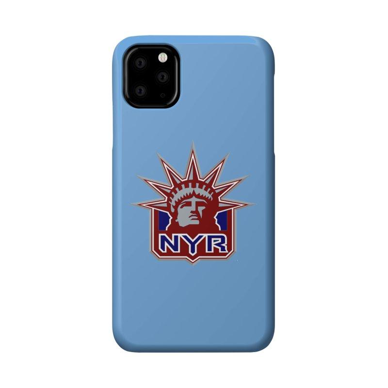 NYRetro Accessories Phone Case by punkrockandufos's Artist Shop