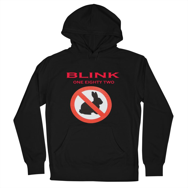 No bunny Women's French Terry Pullover Hoody by punkrockandufos's Artist Shop