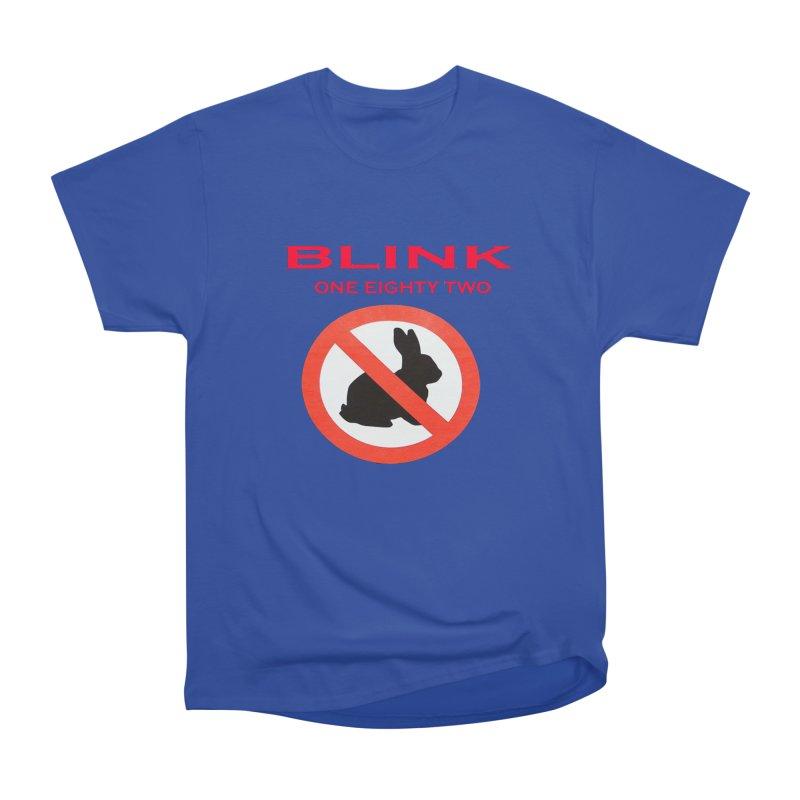 No bunny Women's Heavyweight Unisex T-Shirt by punkrockandufos's Artist Shop