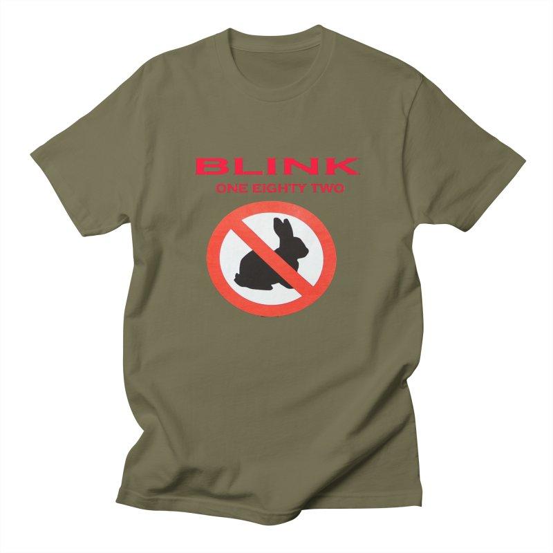 No bunny Men's Regular T-Shirt by punkrockandufos's Artist Shop