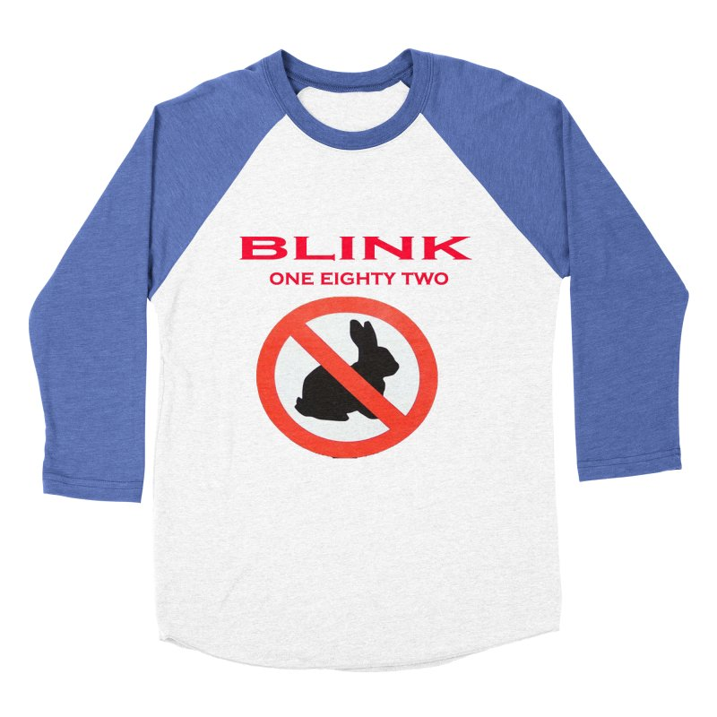 No bunny Women's Baseball Triblend Longsleeve T-Shirt by punkrockandufos's Artist Shop