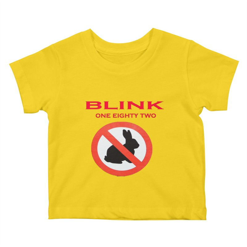 No bunny Kids Baby T-Shirt by punkrockandufos's Artist Shop