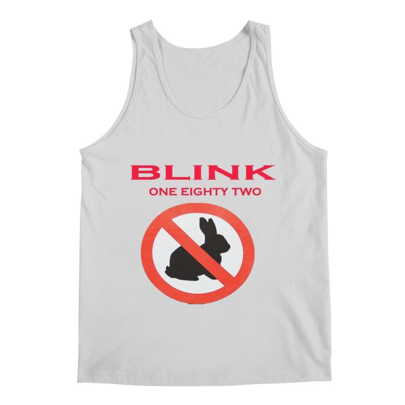 No bunny Men's Regular Tank by punkrockandufos's Artist Shop