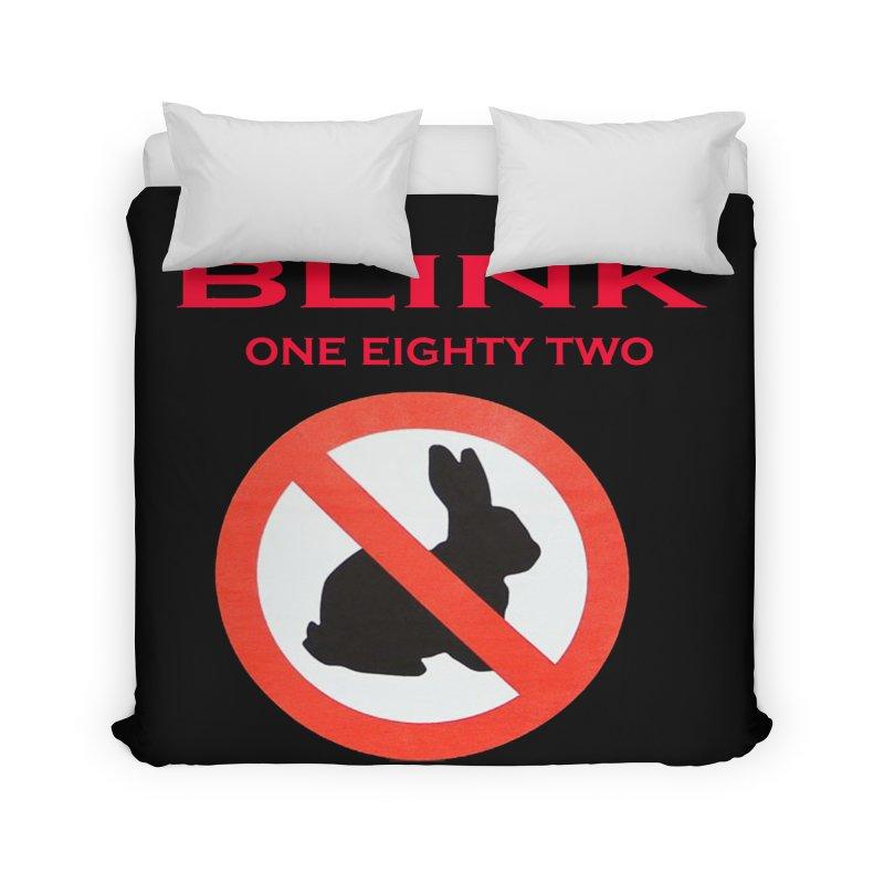 No bunny Home Duvet by punkrockandufos's Artist Shop
