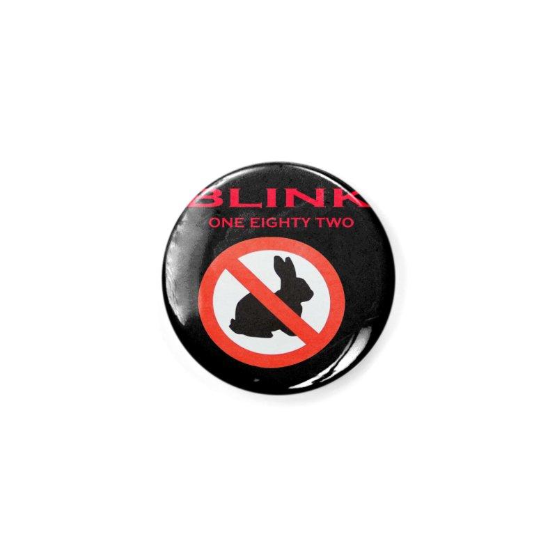 No bunny Accessories Button by punkrockandufos's Artist Shop