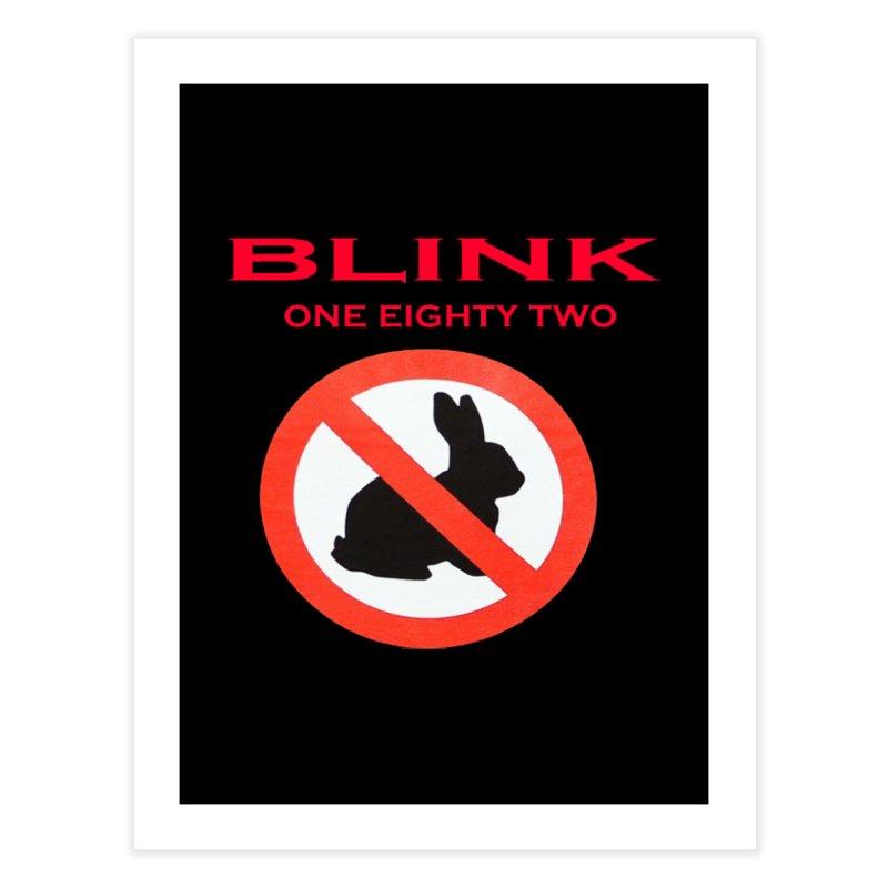 No bunny Home Fine Art Print by punkrockandufos's Artist Shop