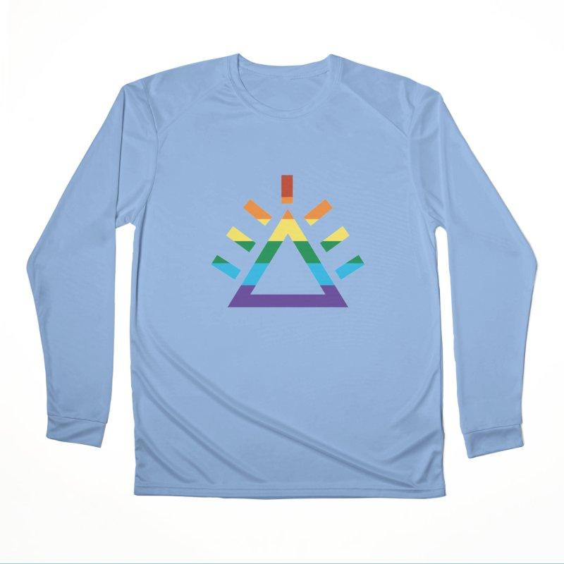 PRIDE Women's Longsleeve T-Shirt by punkrockandufos's Artist Shop