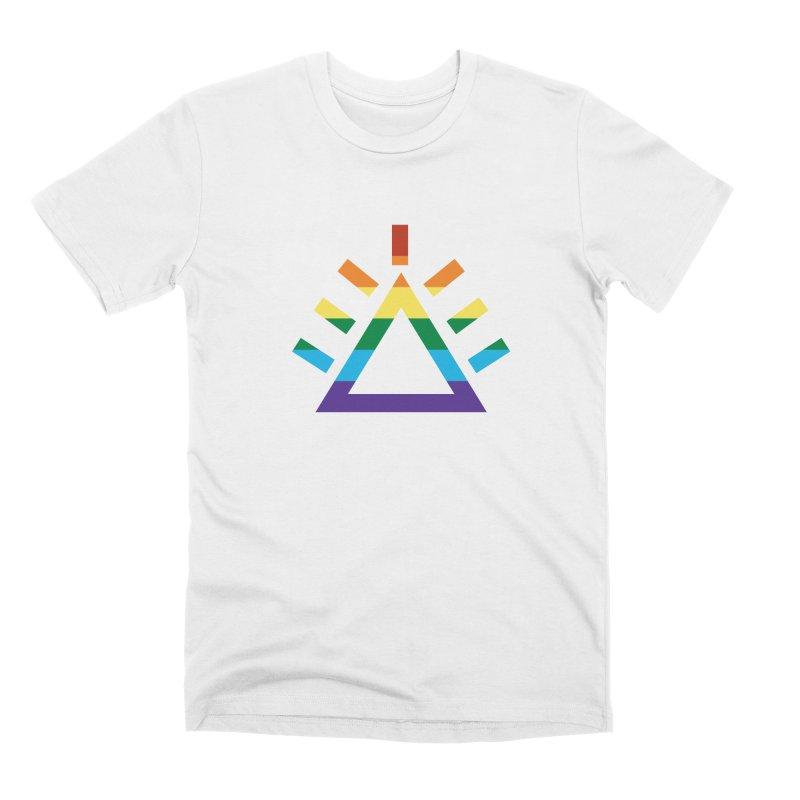 PRIDE Men's Premium T-Shirt by punkrockandufos's Artist Shop