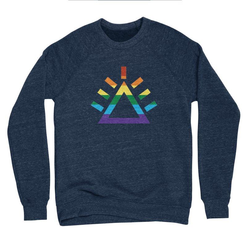 PRIDE Women's Sponge Fleece Sweatshirt by punkrockandufos's Artist Shop