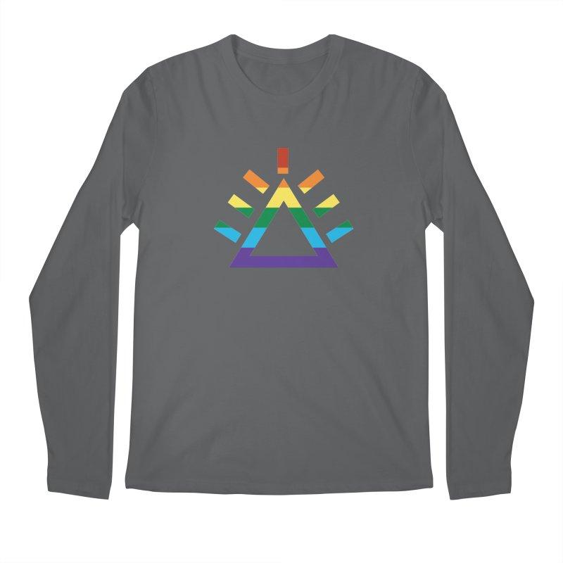 PRIDE Men's Longsleeve T-Shirt by punkrockandufos's Artist Shop