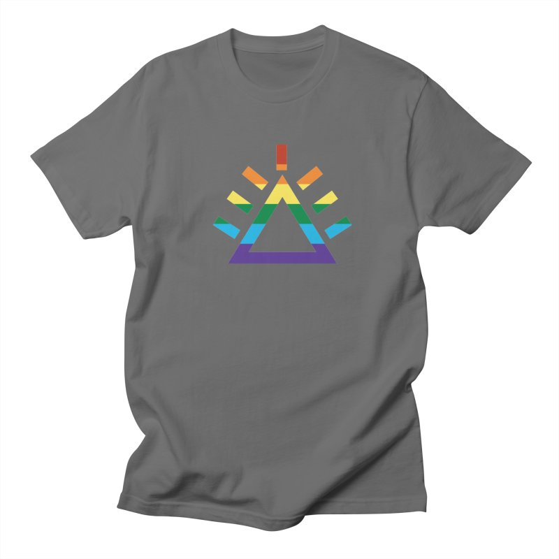 PRIDE Men's T-Shirt by punkrockandufos's Artist Shop