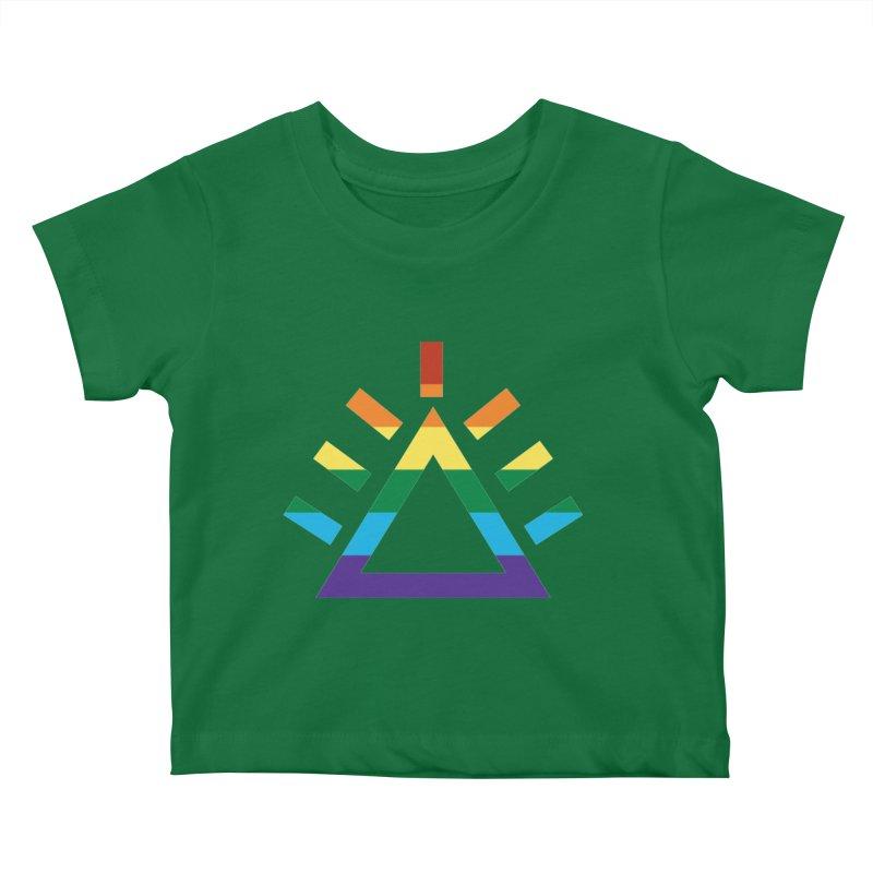 PRIDE Kids Baby T-Shirt by punkrockandufos's Artist Shop